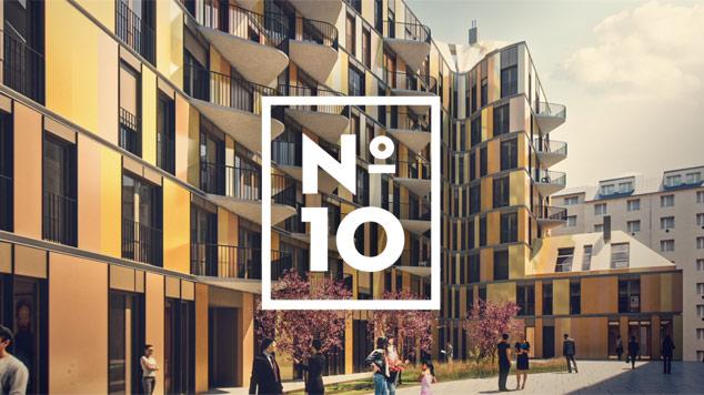 No10 Vienna facade